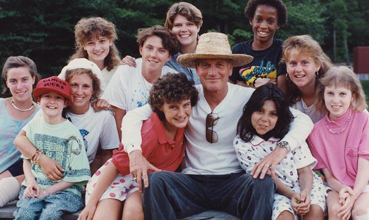 Founder Paul Newman